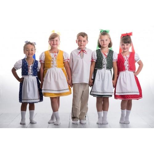Detské kroje